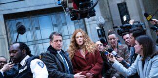 Nicole Kidman et Hugh Grant dans The Undoing