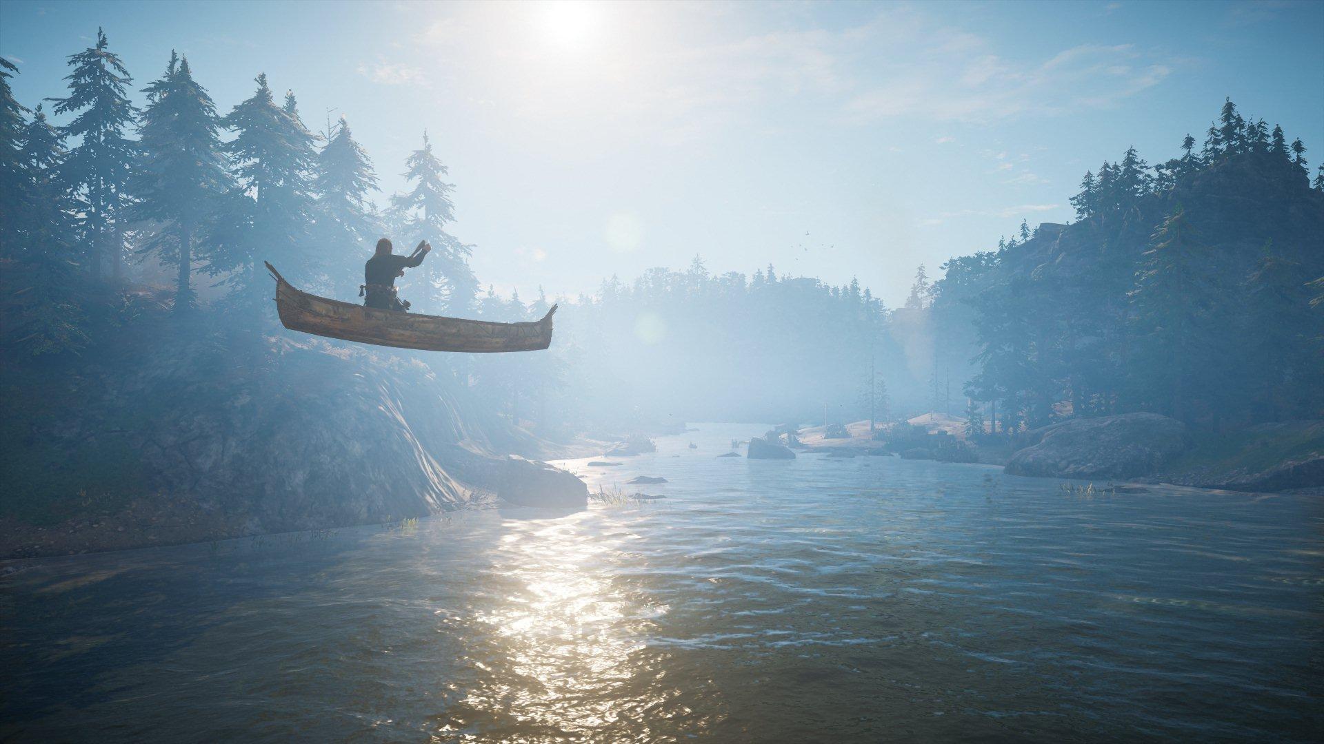 Assassin's Creed Valhalla Bug