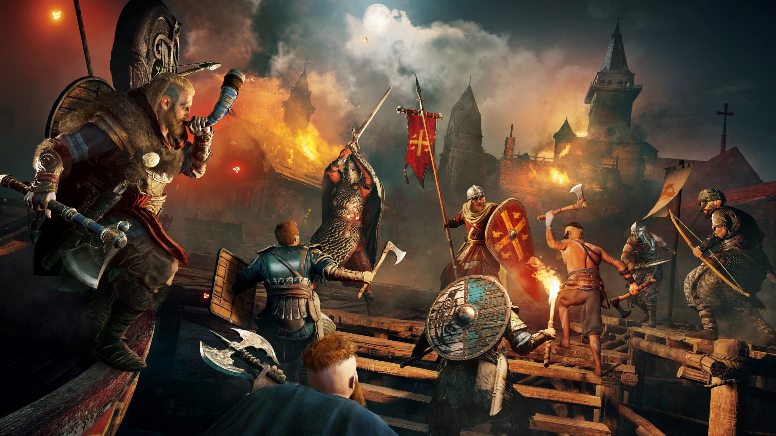 Assassin's Creed Valhalla pillage