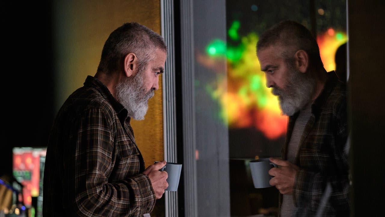 Clooney face à ses démons / Minuit dans l'univers ©Netflix