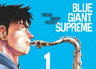 blue giant supreme critique