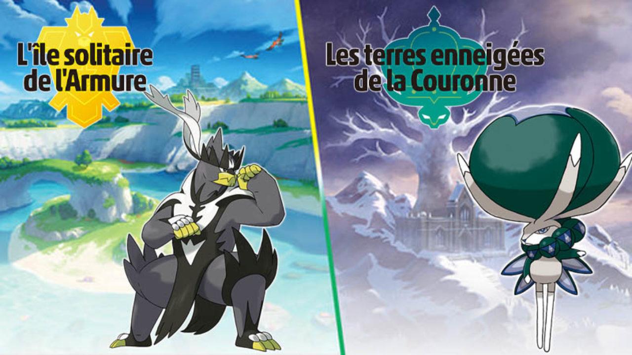 Extension Pokémon Épée et Bouclier