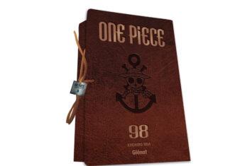 Une version collector pour le 98ème tome de One Piece