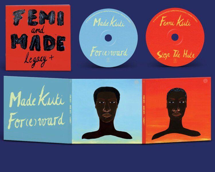 Legacy - albums de Fémi et Made Kuti
