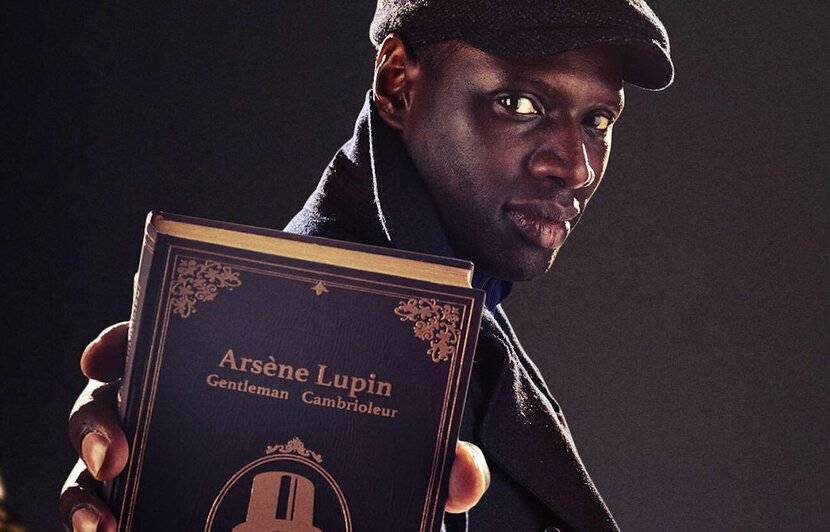 "Omar Sy dans ""Lupin"" ®Netflix"
