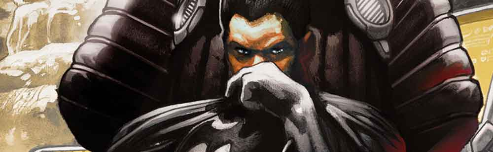 Batman dans son antre