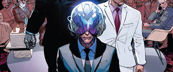 Xavier au pouvoir