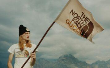 the north face gucci