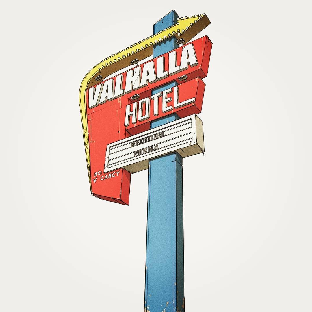 Valhall Hotel