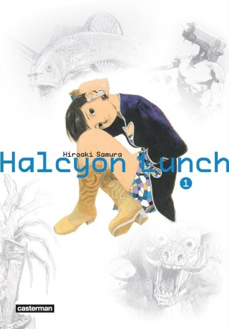 halcyon Lunch