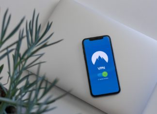 Un écran de smartphone affichant un VPN