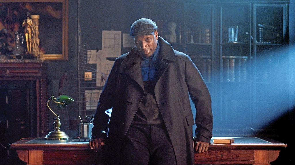 «Lupin» : Première série française numéro un aux USA !