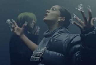 lo vas a olvidar : rosalia featuring billie eilish
