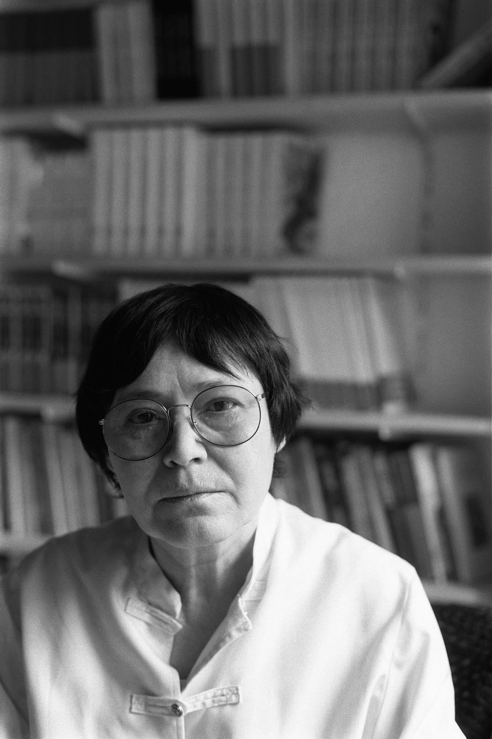 L'écrivaine Agota Kristof.