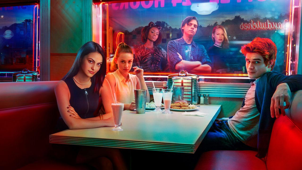 Les personnages de Riverdale.