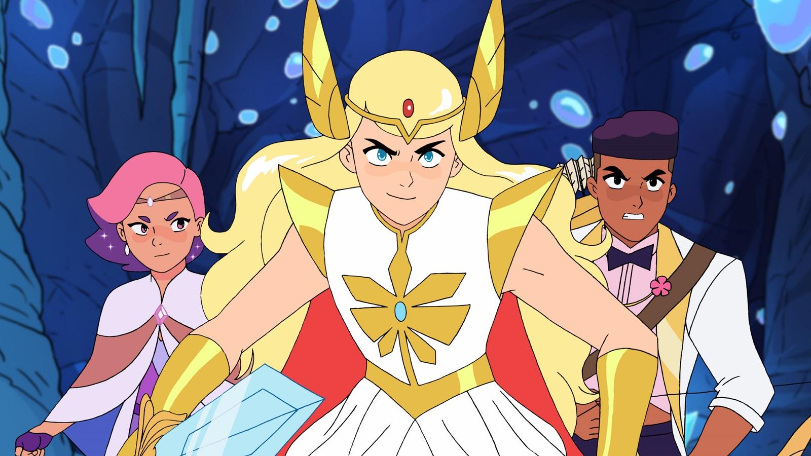 shera et les princesses au pouvoir