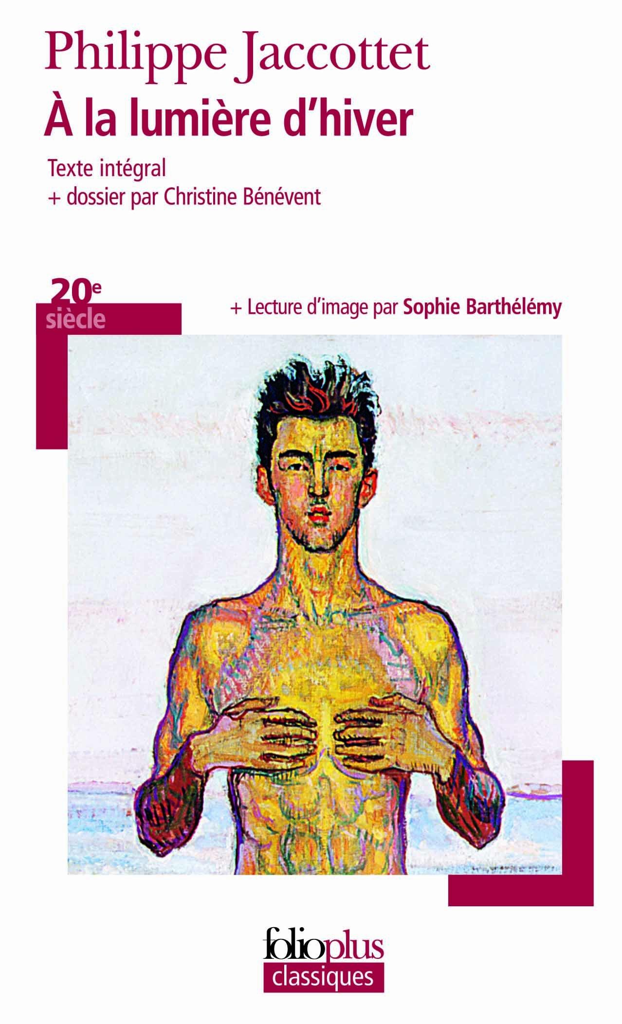 """""""À la lumière d'hiver"""" de Philippe Jaccottet a été au programme du baccalauréat littéraire en 2011-2012."""