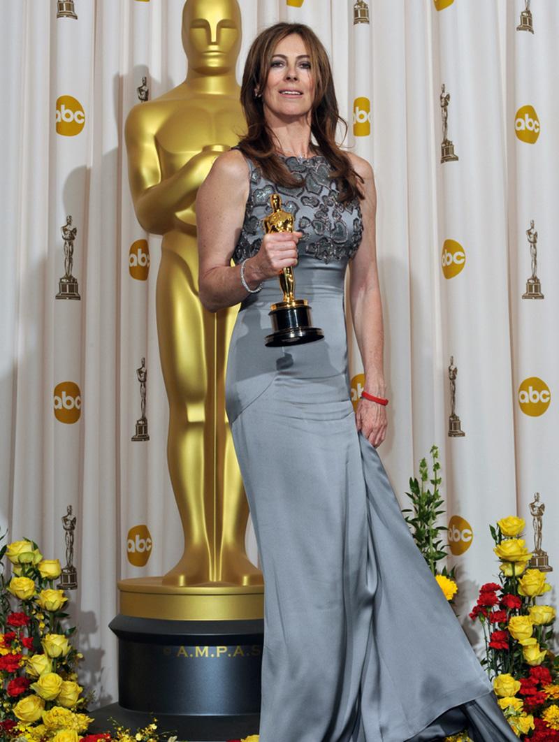 Kathryn Bigelow Oscar