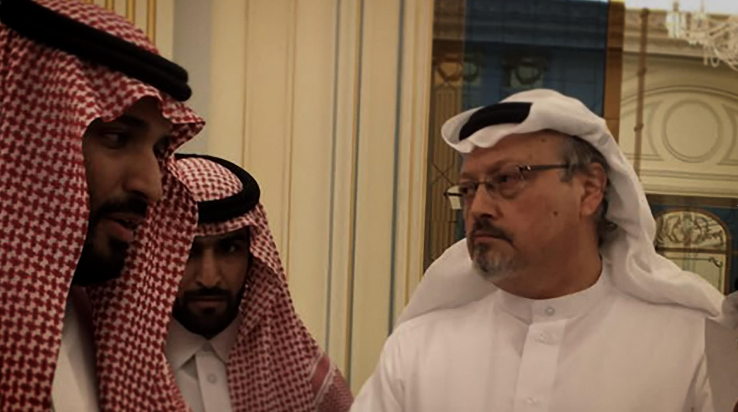 Darkstar Presse: The Dissident Jamal Khashoggi
