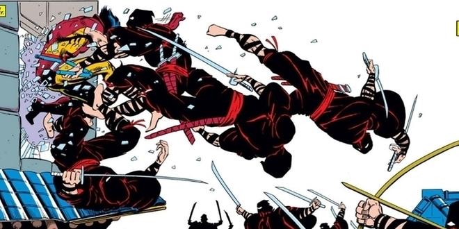 Wolverine dans Les trésors de Marvel 1982