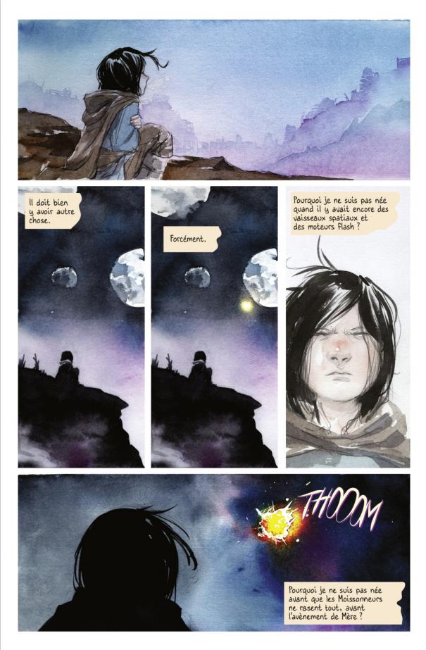 bande-dessinée Ascender page 33