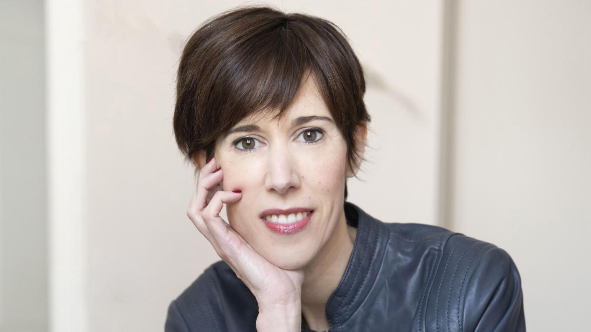 """Portrait de Laetitia Colombani, autrice du roman """"La Tresse"""""""