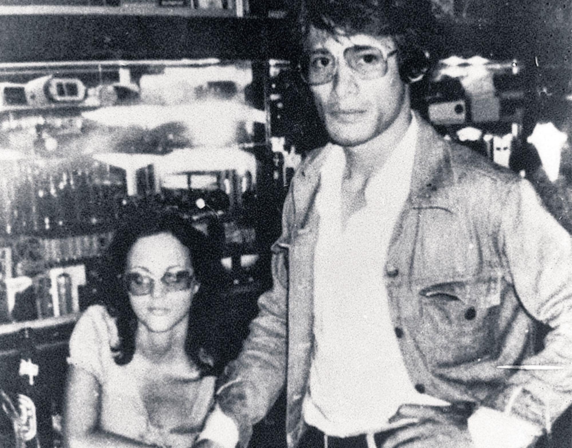 Marie-Andrée Leclerc & Charles Sobhraj