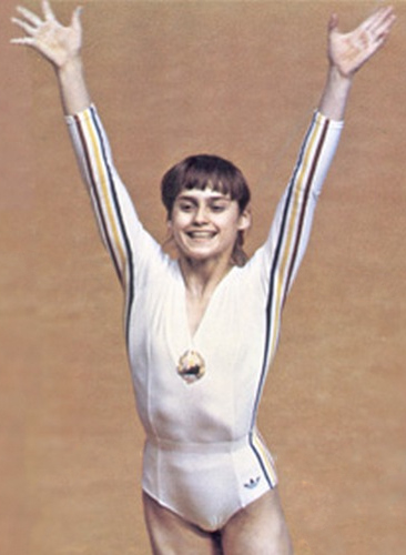 Nadia Comaneci,
