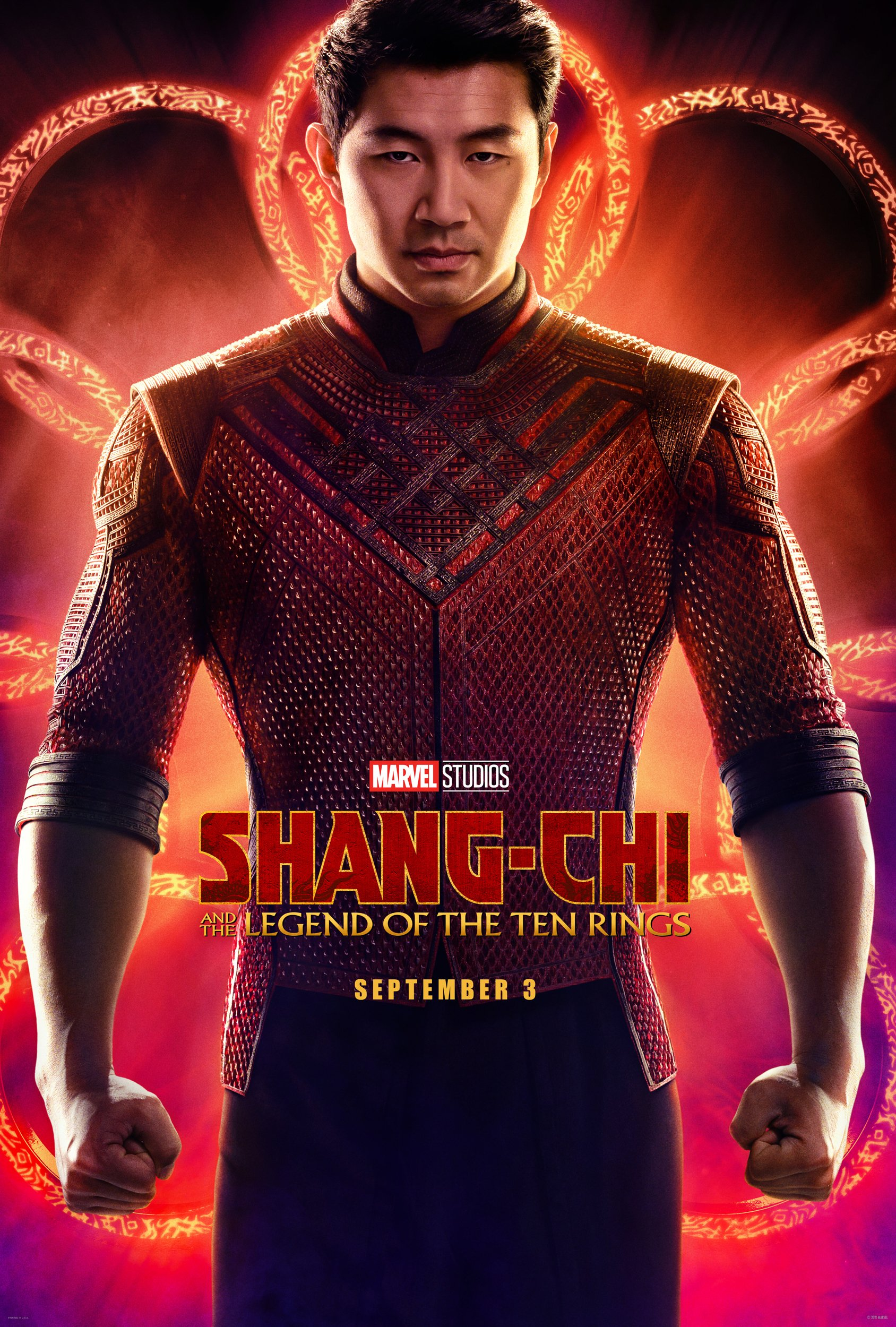 "Le trailer de ""Shang-Chi and the Legend of the Ten Rings"" est là !"