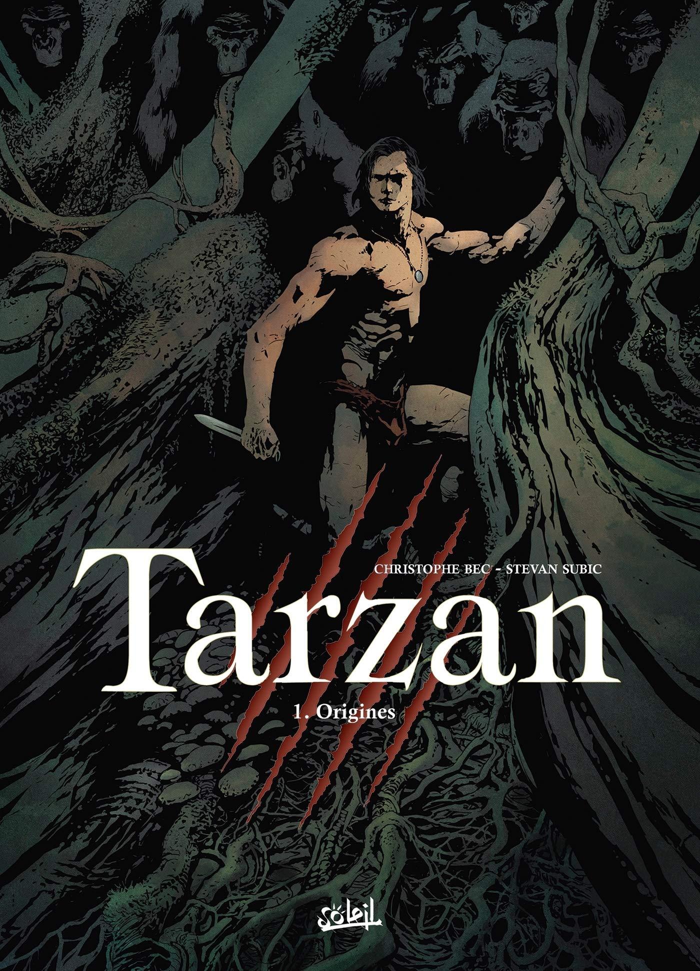 L'histoire originelle de Tarzan le seigneur de jungle