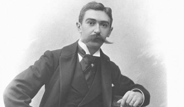 Photographie Pierre de Coubertin
