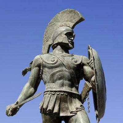 Sculpture Léonidas de Rhodes