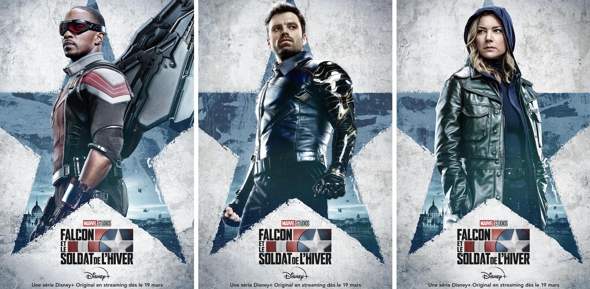Falcon et le Soldat de l'Hiver épisode 5 : John Walker se révèle