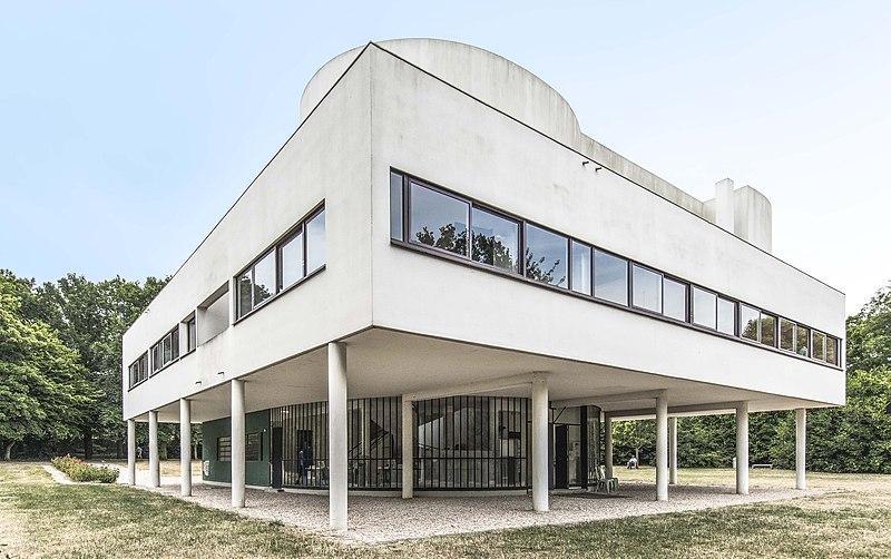 L'œuvre de Le Corbusier fascine totalement Tadao Andō.