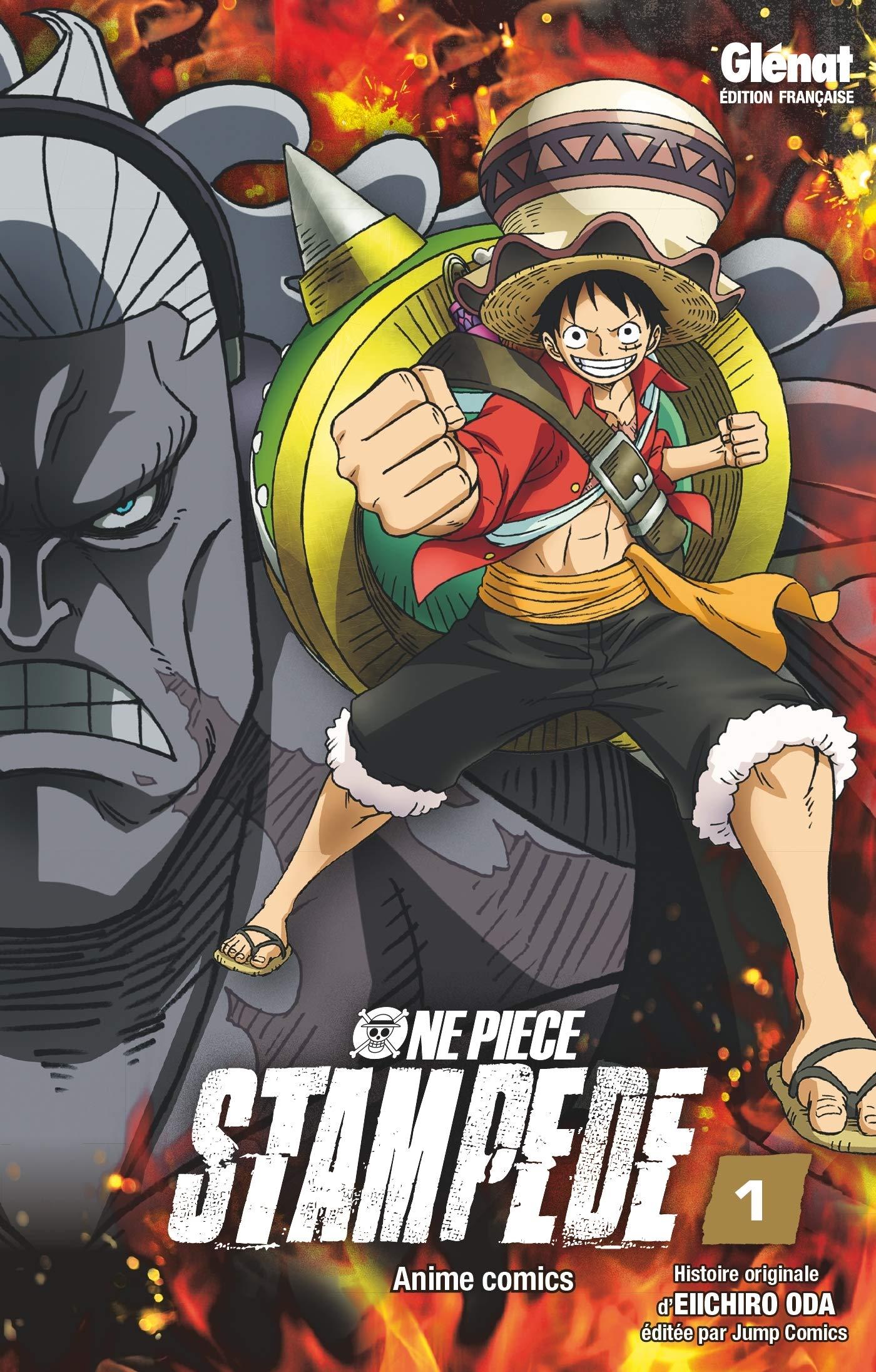One Piece Stampede Volume 1