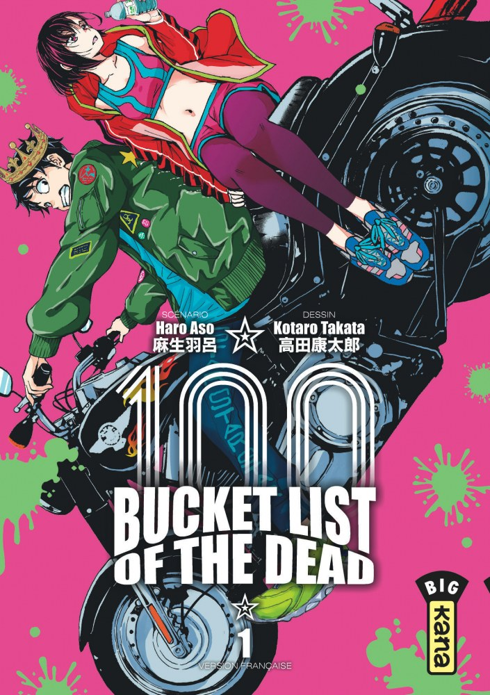 Bucket List of the dead