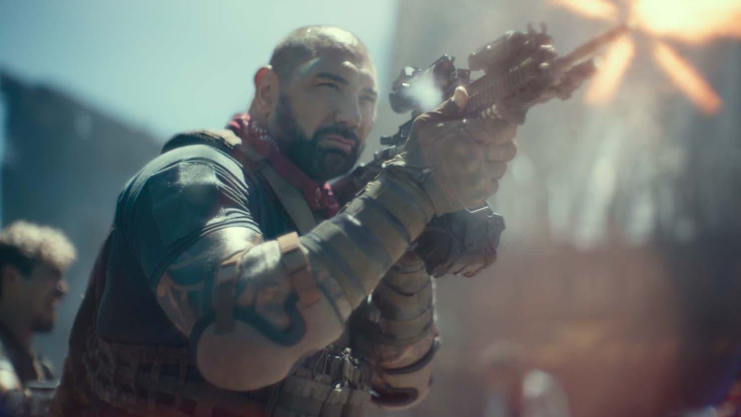 Army of the Dead : Zack Snyder est de retour à l'univers des zombies
