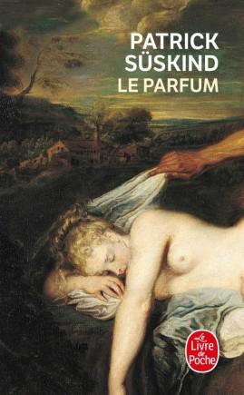 """Première de couverture du roman """"Le Parfum"""" de Patrick Süskind."""