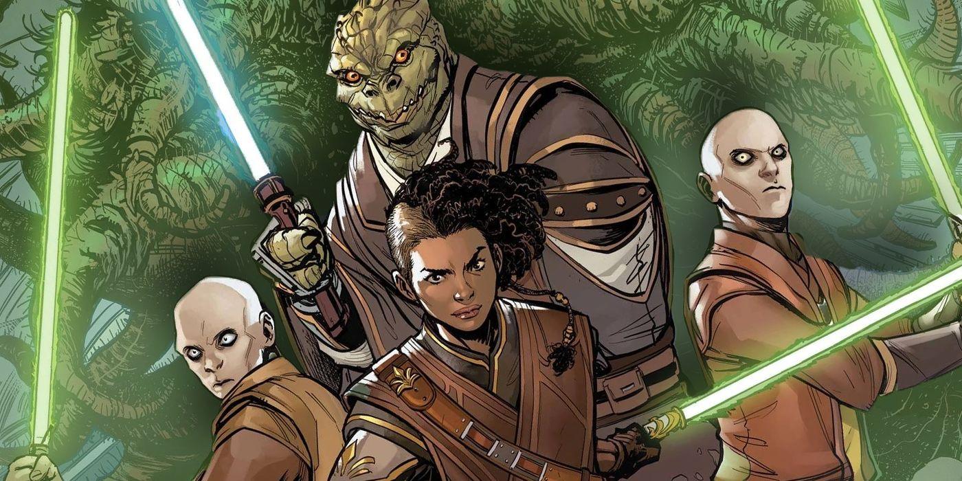 Les Jedis modernes de La Haute République