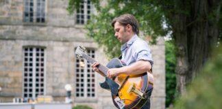 musicien guitariste