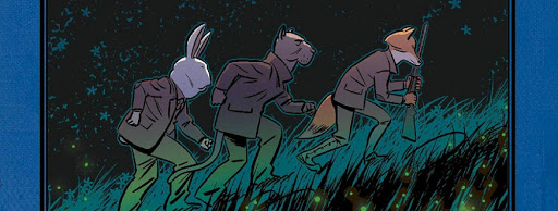 Des animaux contre les martiens de Wild's End
