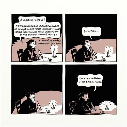 Comment devenir un auteur à succès mais aussi à problèmes