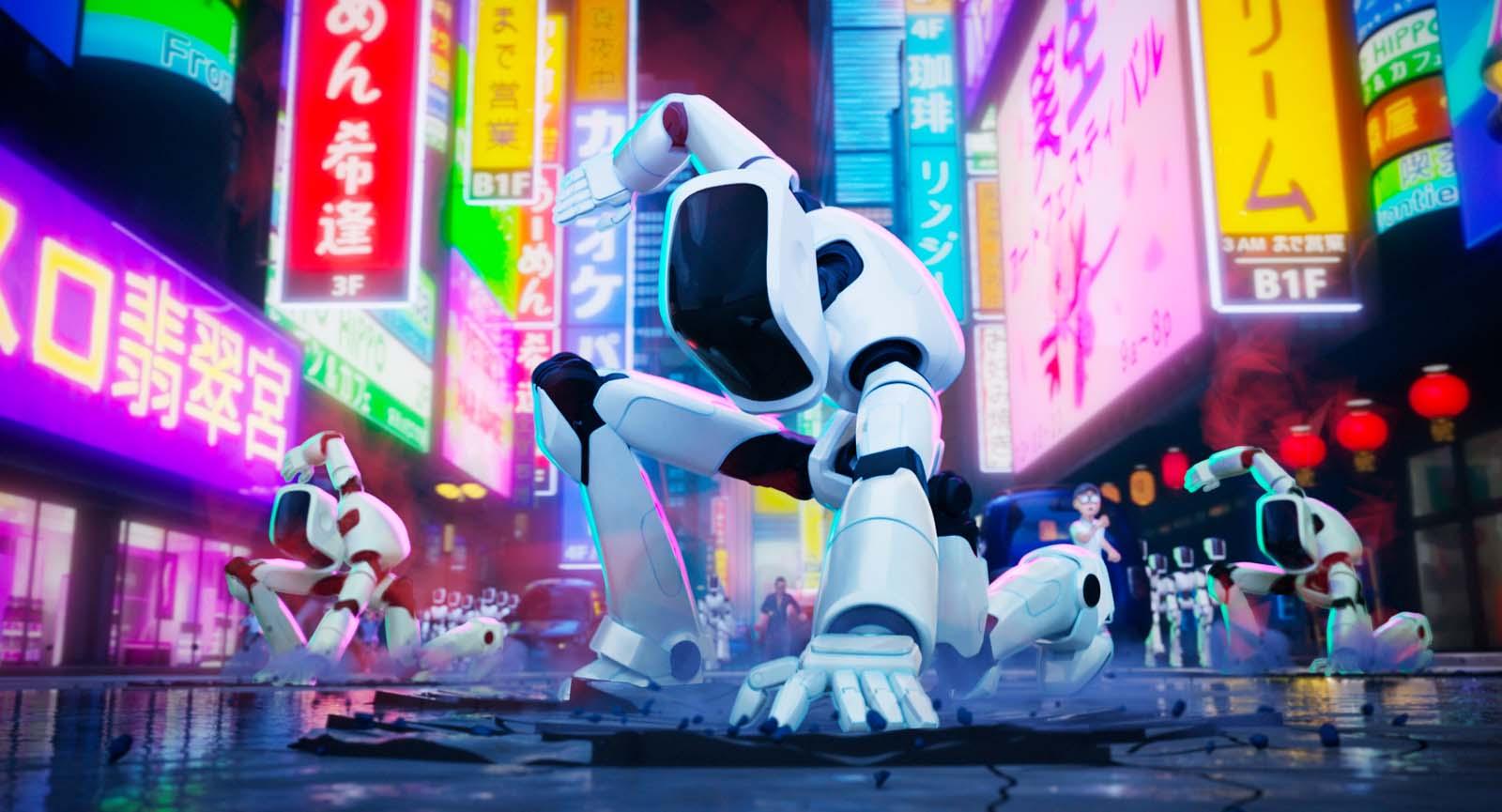 Les Mitchell contre les Machines : critique du nouveau film d'animation de Sony