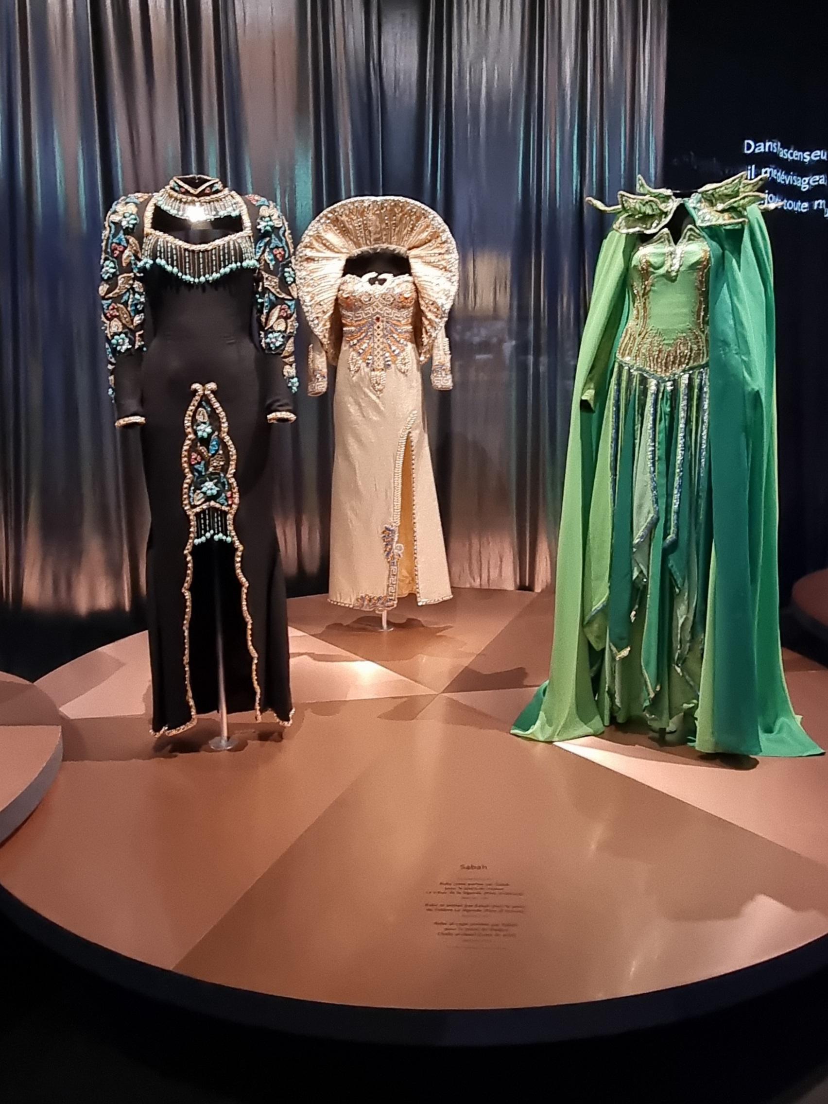 robes et costumes de Sabah