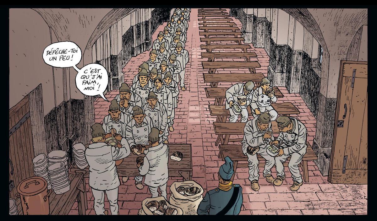 La vie des prisons dans Claude Gueux