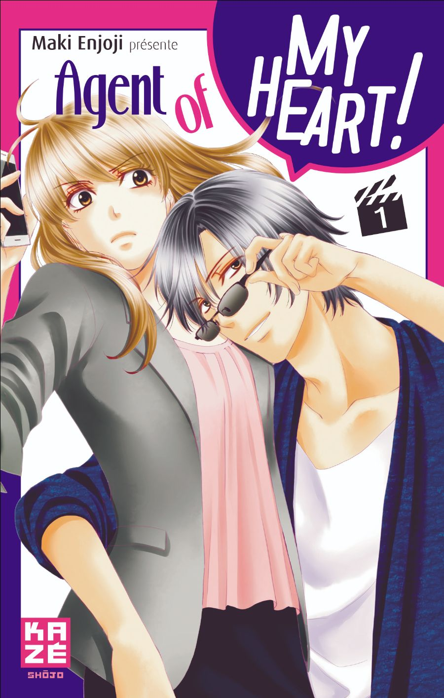 Agent of my Heart tome 1