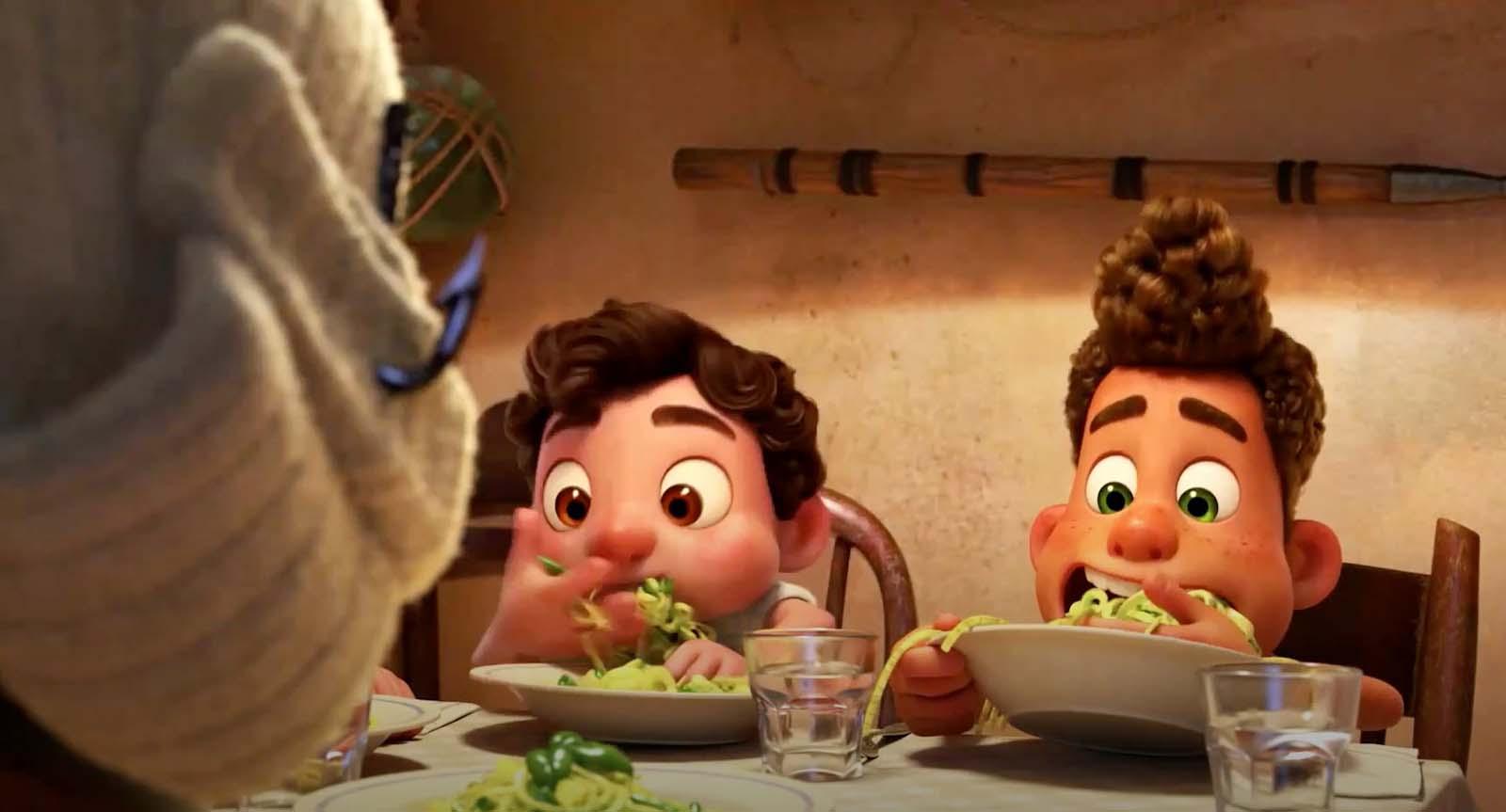 Luca : un Pixar inégal mais qui ne démérite pas !