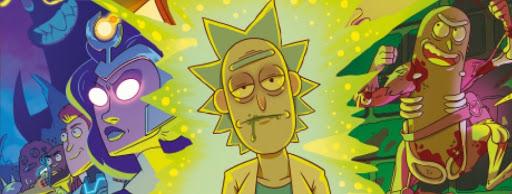 Rick and Morty présentent, la nouvelle série