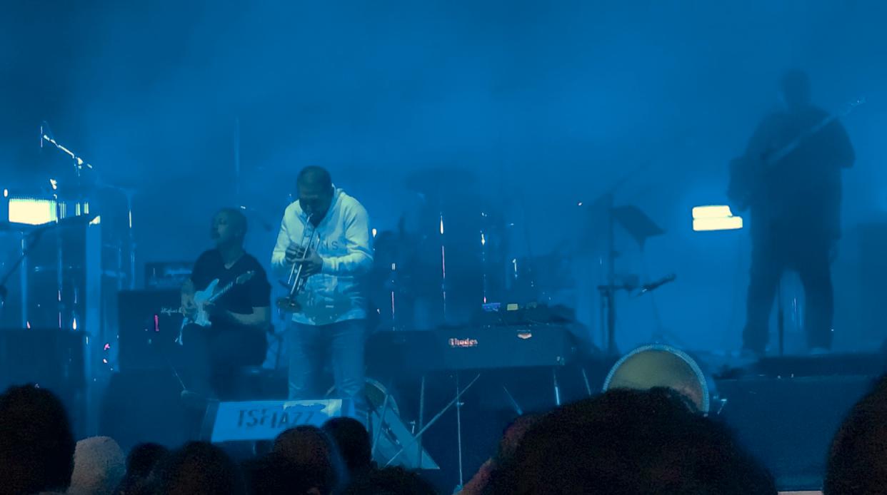 Ibrahim Maalouf au Festival Django Reinhardt