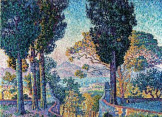 Paul Signac (1863-1935), Sainte-Anne (Saint-Tropez)